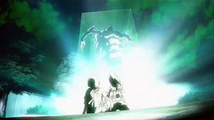 Tokine destroys Yumigane