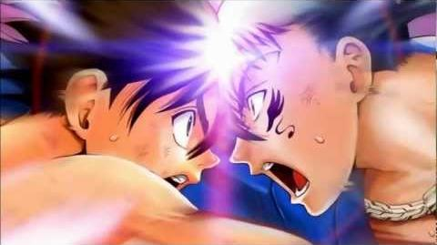 Kenichi OVA Ending Glory Days - Nomizu Iori