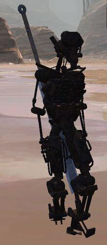 Broken Skeleton