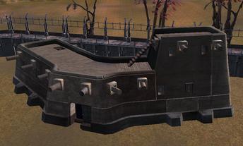 Longhouse-terrain