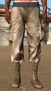 Halfpants Ragged