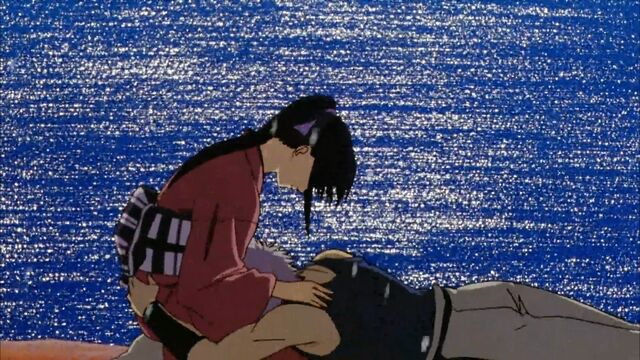 File:Enishi cries in Kaoru's knees in Reflections OVA.jpg