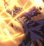 Shishio attack