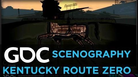 The Scenography of Kentucky Route Zero