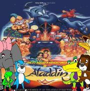 The FT Squad's Adventures in Aladdin