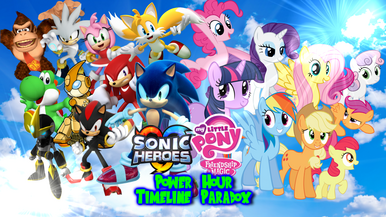 Sonic Heroes Power Hour Timeline Paradox
