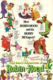 Yogi Bear's Adventures of Robin Hood