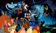 Simba, Timon, and Pumbaa's Adventures of Epic Mickey