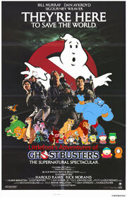 Littlefoot's Adventures of Ghostbusters Poster