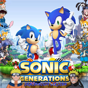 Sonic Generations (Dracoknight Version)