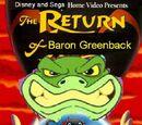 Orinoladdin 2: The Return of Baron Greenback