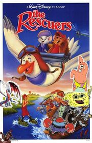 SpongeBob and Friends Join The Rescuers