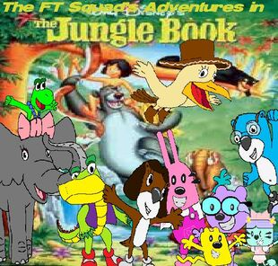 The FT Squad's Adventures in The Jungle Book
