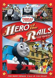Pooh's Adventures of Thomas and Friends Hero of the Rails - The Movie