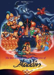 The Berenstain Bears' Adventures of Aladdin