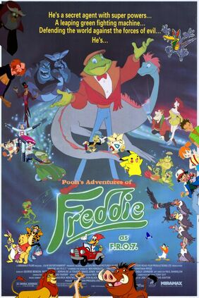 Pooh's Adventures of Freddie as F.R.O.7