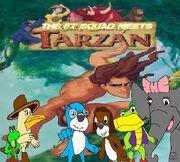 The FT Squad Meets Tarzan