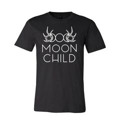 <b>Moonchild T-Shirt</b><br />$25.00