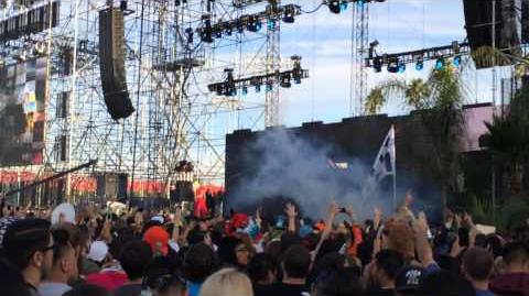 Seven Lions - Worlds Apart ft. Kerli (Live at Hard Day of the Dead 2014)