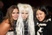 Kerli in New York during Fashion Week 2011 (2)