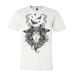 <b>Feral Hearts T-Shirt</b><br />$25.00