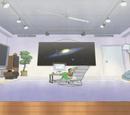 Keroro's room