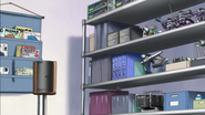 Sgt. Gundams in Keroro's room