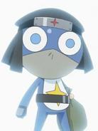 Dororo's ninja outfit episode 68