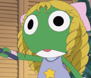 If yall don't do somethin Keroro will laugh