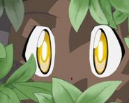 Neko's eyes human form