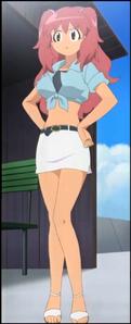 Adult Natsumi