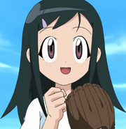 Yayoi praising Natsumi