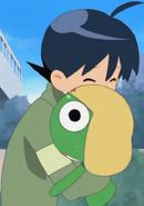 Keroyuki hugs for life
