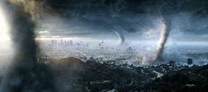 Keros New York Tornado Storm