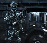 SWAT Front