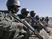 Al Kadhum main soldiers