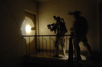 Rangers breach