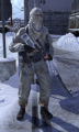 Russian Arctic Soldier 1