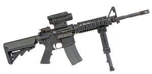 M4A1 Plasma Rifle