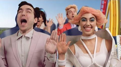Katy Perry - Chained To The Rhythm PARODY! The Key of Awesome 118