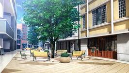 City Anime Landscape 56