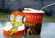 Reeses Ice Cream