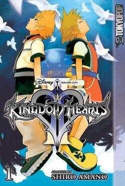 Kingdom Hearts II Manga 1