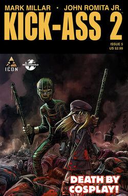 Kick-Ass Vol 2 5