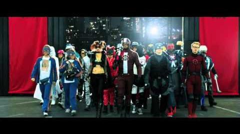 Kick-Ass 2 Extended Scene - Eisenhower Gets It Started