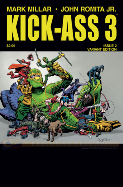 KickAss3 Issue2