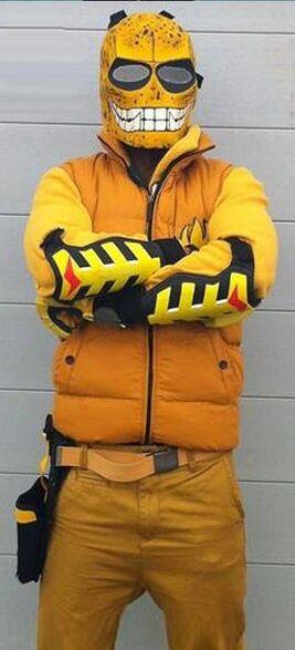 Mustard Man(Kick-Ass 2)