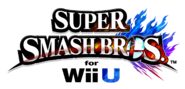 WiiU SmashBros logo01 E3