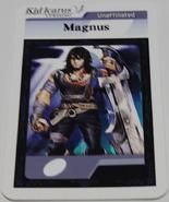 Magnusbetaarcard