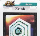 Zrink - AR Card